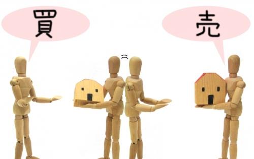 売買する人形