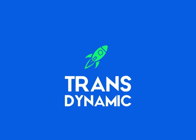 trans-dynanmicロゴ